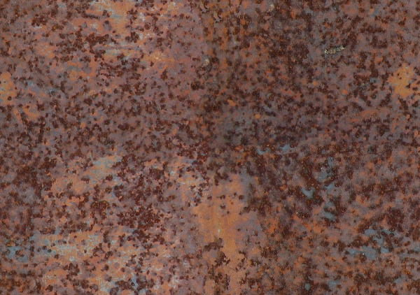 Hi-Res Rusty Seamless Metal Texture