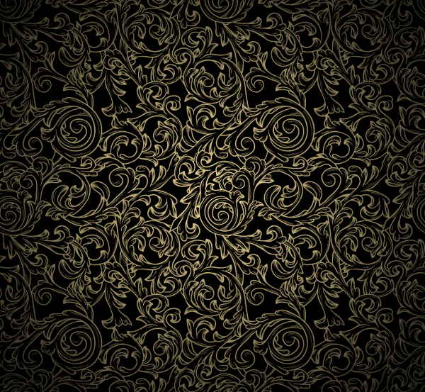 High Quality Black Vintage Background