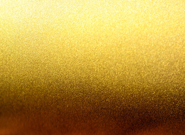 High Quality Shiny Brushed Gold Metallic Texture