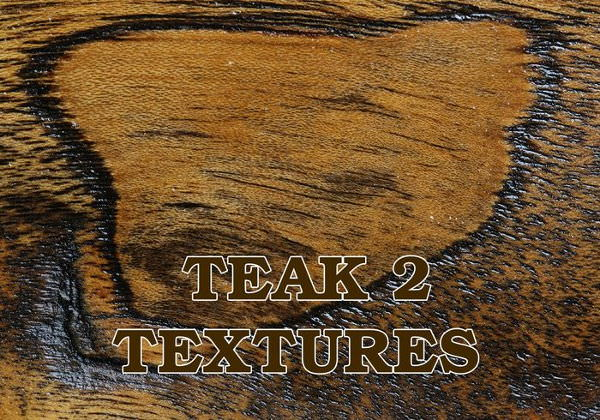 High Quality Teak Wood Textures for Photoshop