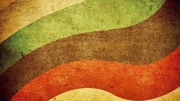 High Res Rough Texture Grunge Background with Multiple Colors