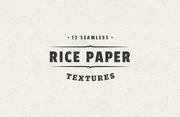 High Res Seamless Rice Paper Textures