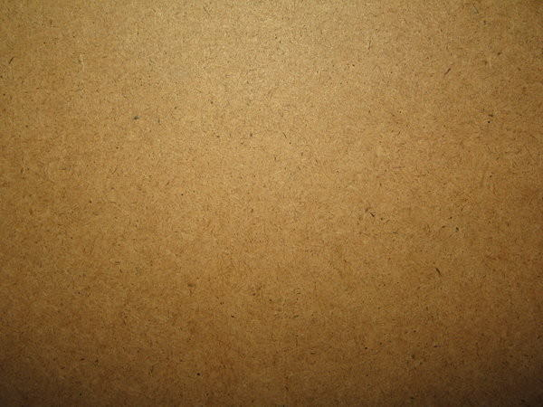 Light Brown Cardboard Texture