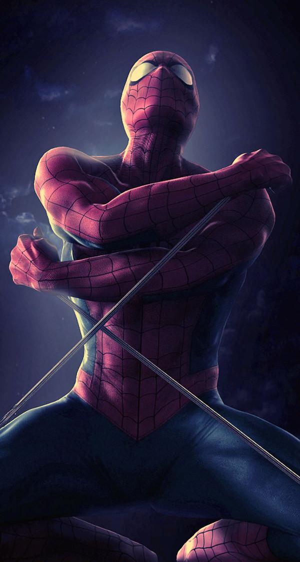 Marvel Spider Man IPhone 5 Background