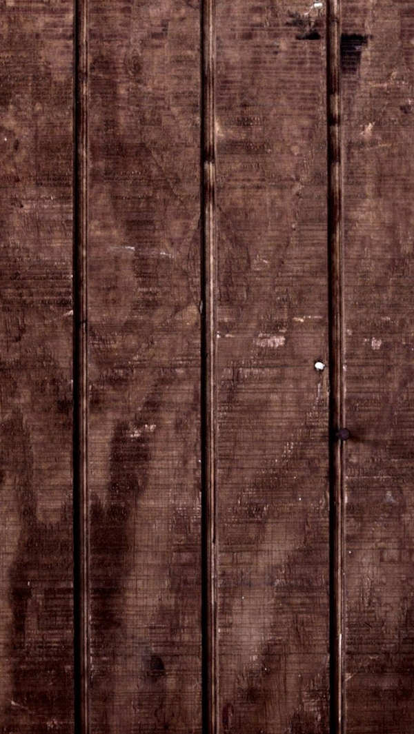 Old Wood Floor Board iPhone 5s Background