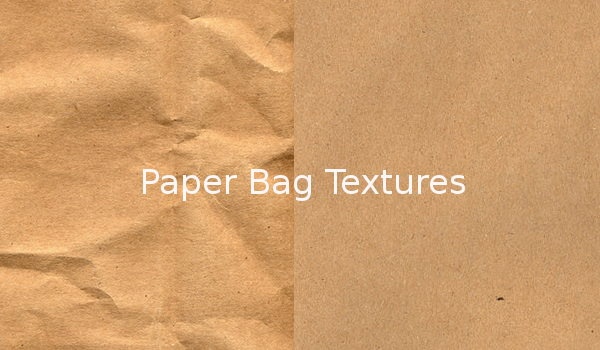 Paper Bag Textures for Free Download