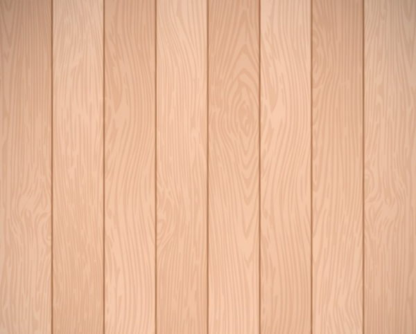Pine Wood Grain Texture with Vector Layers