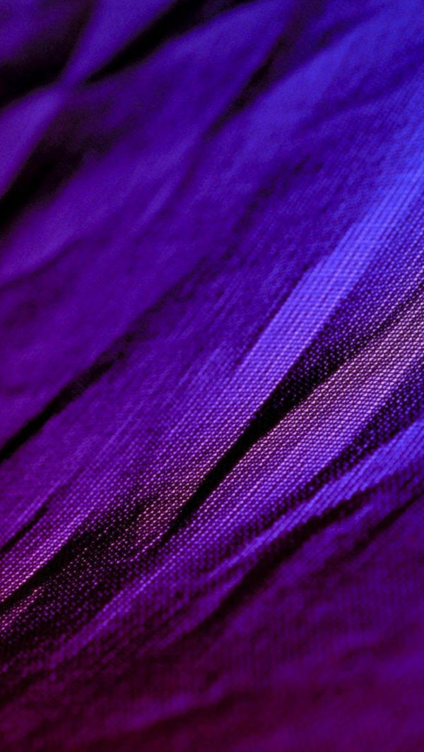 Purple Fabric Texture iPhone 5s Background