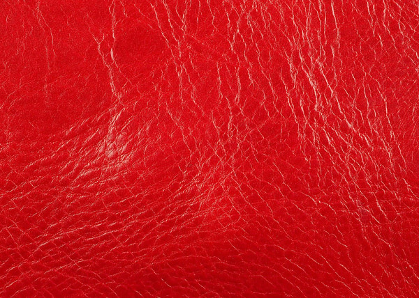 Red Leather Texture Background Free