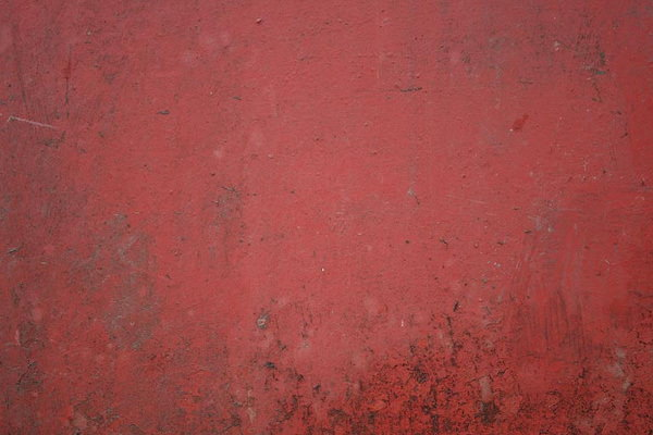 Red Painted Free Metal Stock Texture