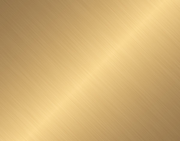 Right Angled Brushed Gold Metallic Texture