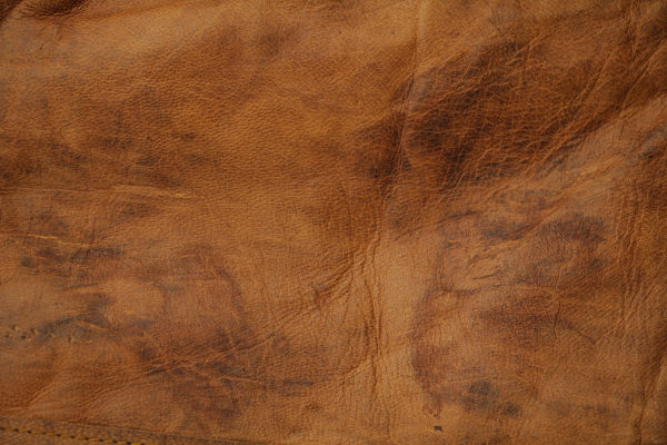 Rough Brown Leather Texture