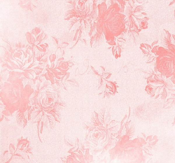 Rough Texture Free Vintage Pink Roses Background
