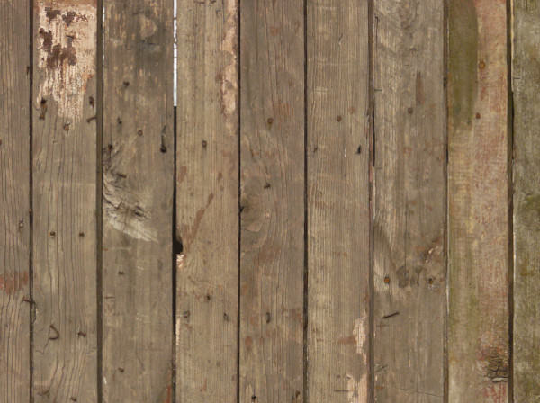 Rustic Brown Plank Wood Texture
