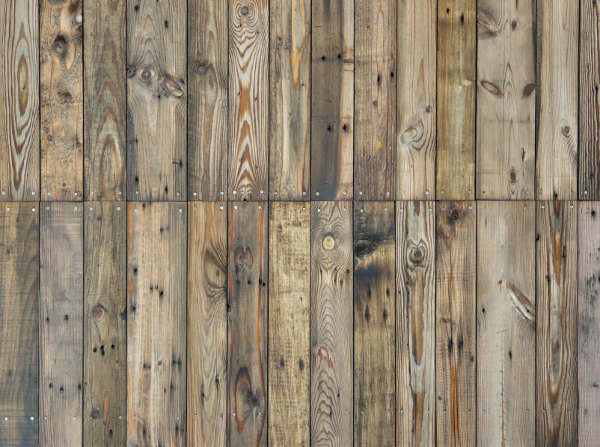 Rustic Dark Wood Planks Wall Texture