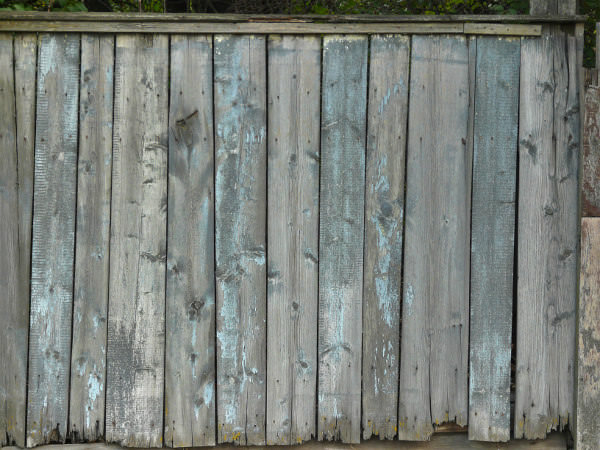 Rustic Old Grey Wood Planks Texture
