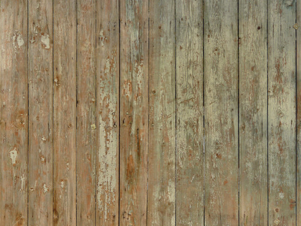 Rustic Vertical Planks Wood Texture