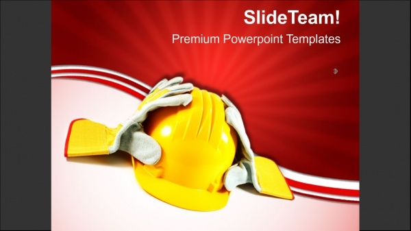 Safety Construction PowerPoint Presentation
