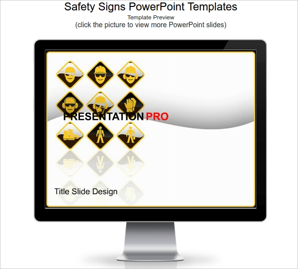19 safety presentation designs ppt pptx download