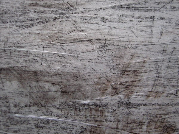 Scratched Metal Stock Texture