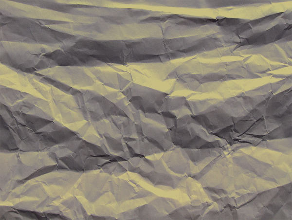 Scruffled Paper Texture