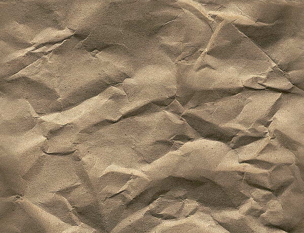 Seamless Brown Bag Paper Texture