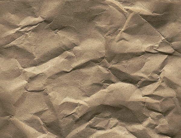 Seamless Brown Bag Paper Texture