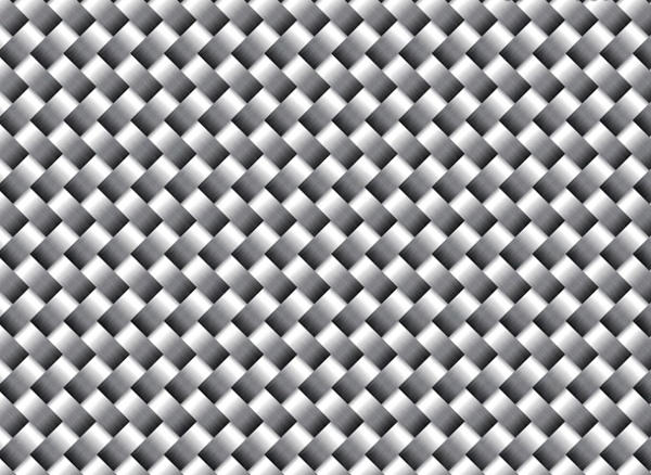 Shiny Grid Metal Texture