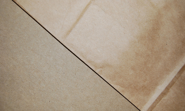 Shiny Grunge Brown Paper Texture