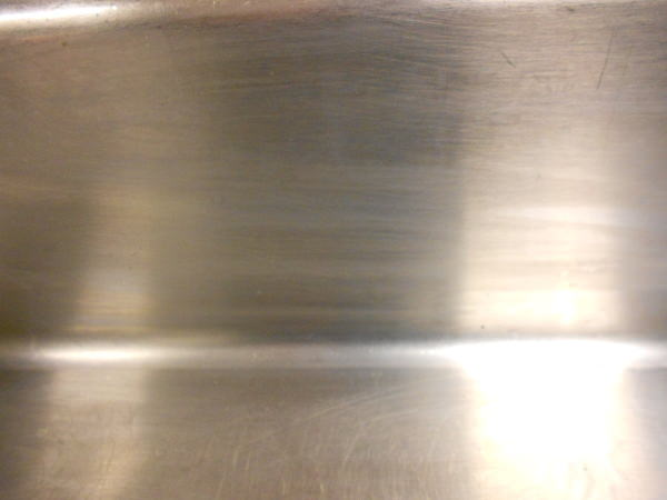 Shiny Stainless Steel Texture
