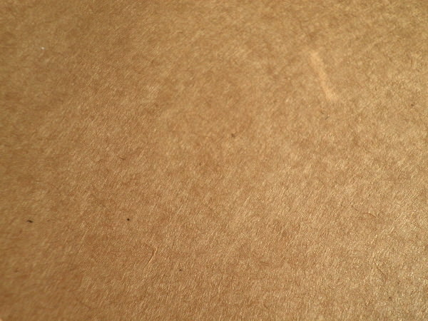 Smooth Cardboard Paper Texture
