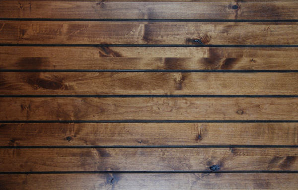 Smooth Oak Wood Plank Wall Texture