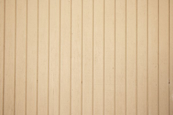 tan colored vertical siding texture
