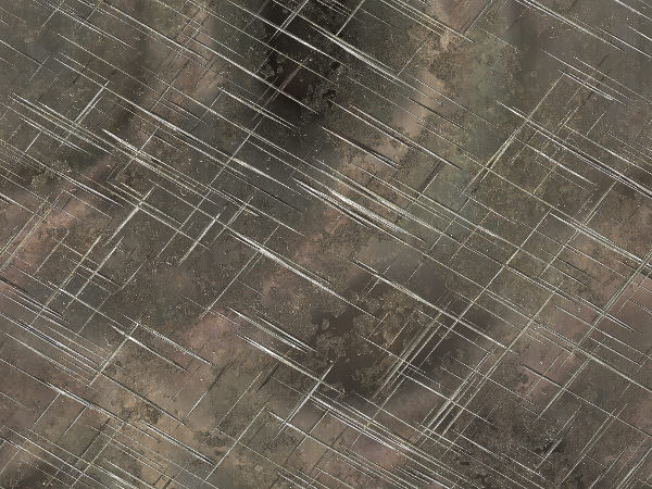 Tileable Scratch Metal Texture