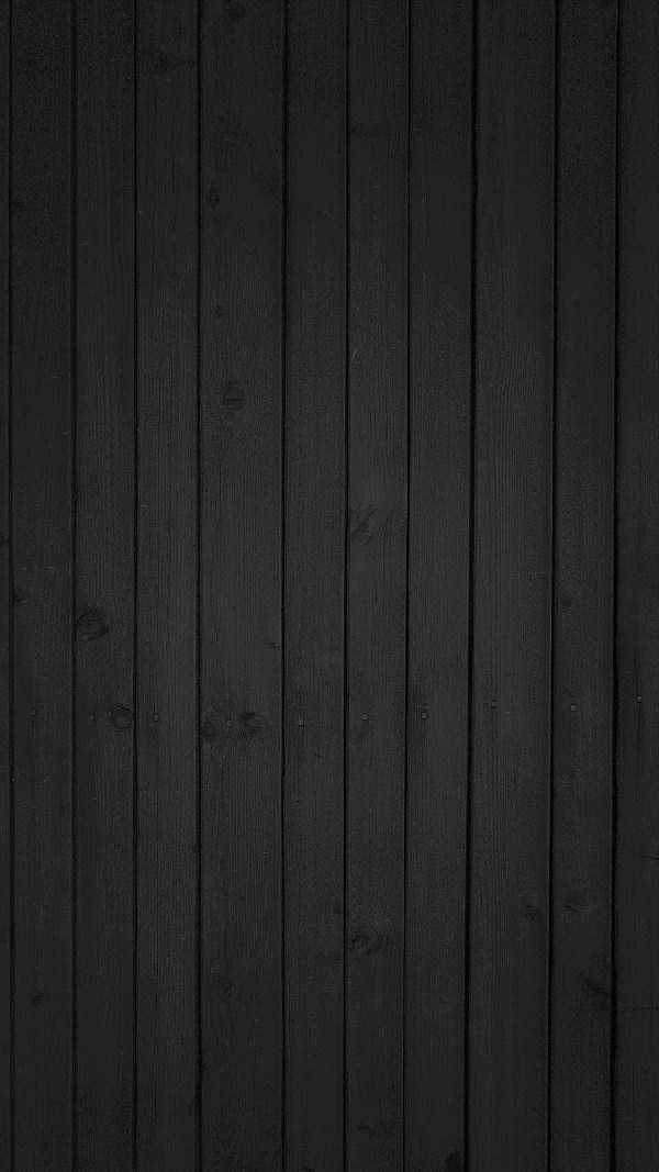 Vertical Black Wood Beams iPhone 6 Background