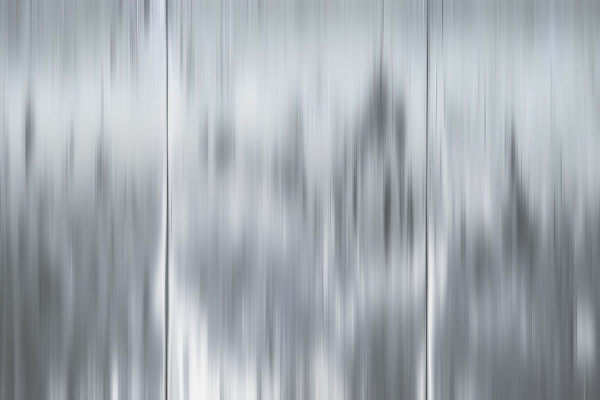 Vertical Brushed Metal Sheet Texture