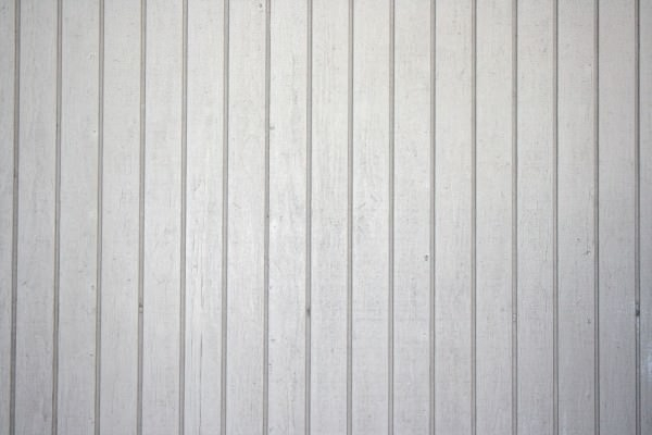 Vertical Gray Siding Texture