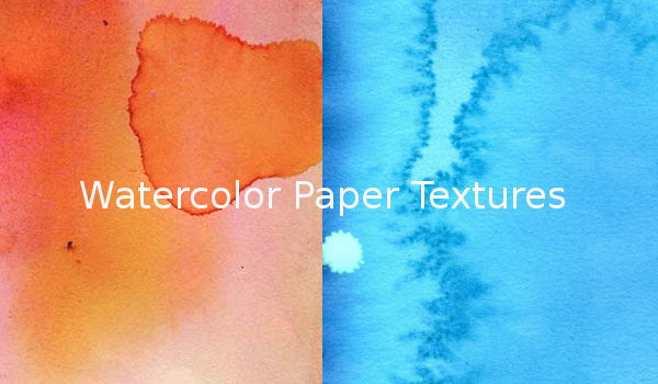 Watercolor Paper Textures