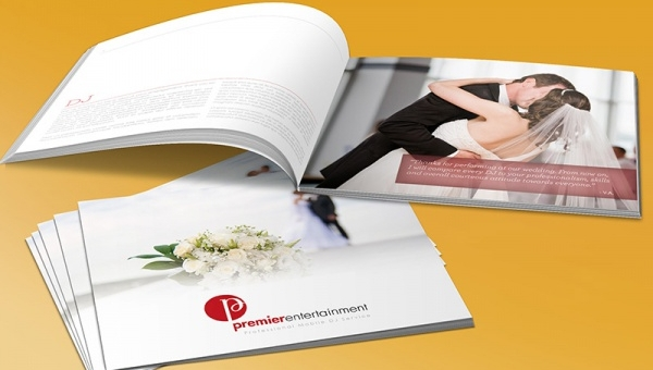 18 Wedding Brochure Designs Templates