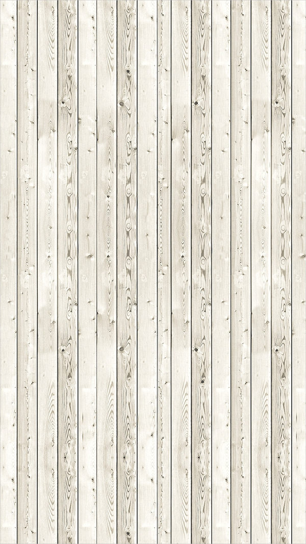White Wood iPhone Background For Free