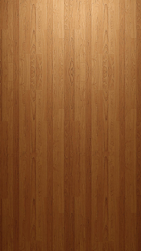 Wood Panel iPhone 5 Background