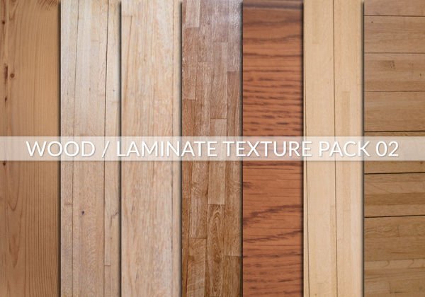 Wood and Laminate Textures Pack