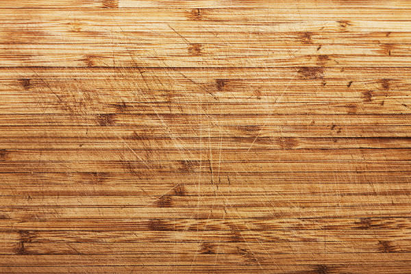 Wooden Chopping Board Texture in Grunge Style