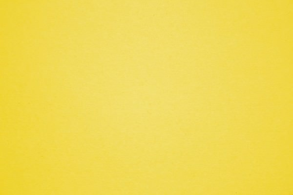 Yellow Construction Paper Texture.