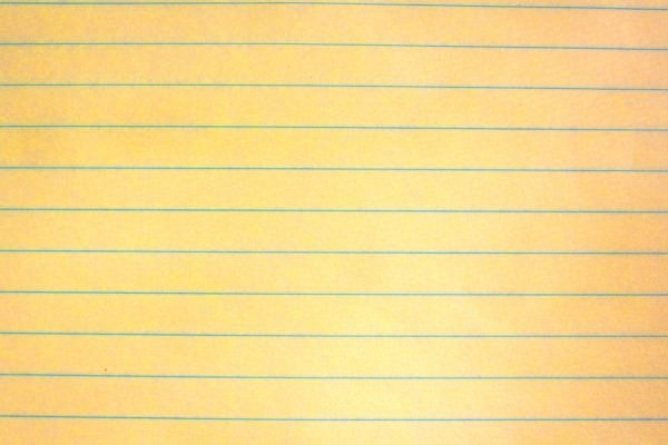 yellow notebook paper texture1