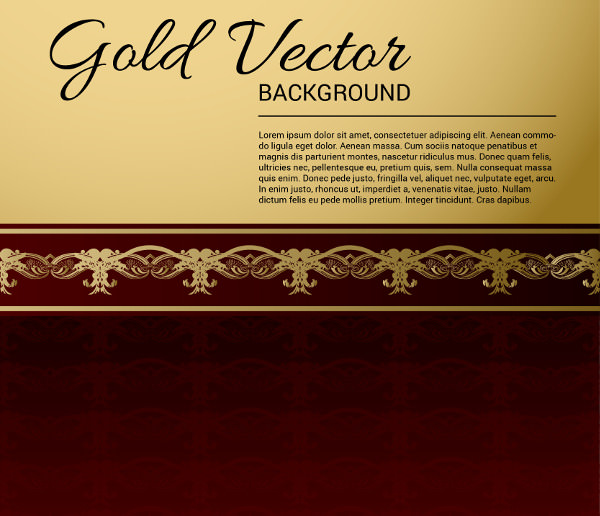 black and Gold Vintage Backgrounds
