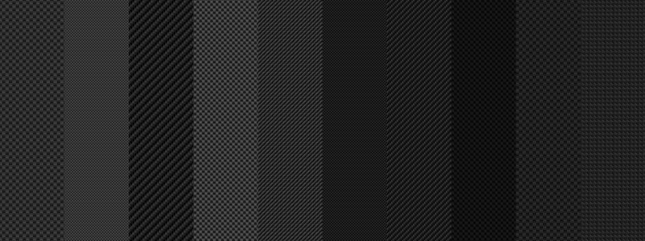 10 Free vector carbon fiber patterns