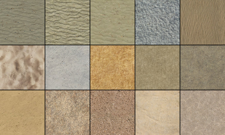 15 Free Sand Textures For You