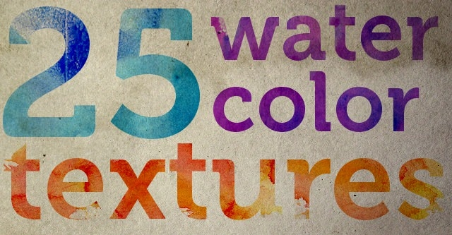 25 Free High Res Watercolor Painting Background Textures