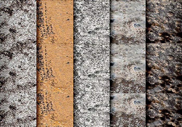 5 Concrete & Cement Textures For Free